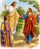 Envío de discípulos