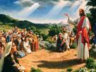 Jesús predica